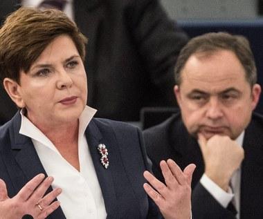 """""""Poparcie dla premier Szydło na sali nie odzwierciedliło rzeczywistego układu sił w PE"""""""