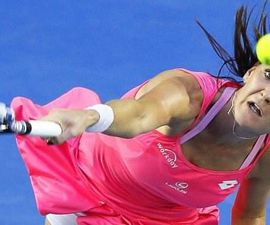 Agnieszka Radwańska bez straty seta w trzeciej rundzie Australian Open