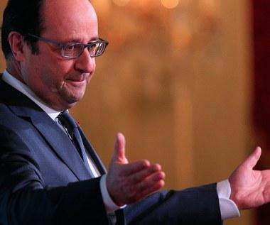 Prezydent Hollande odrzuca alarm Rady Europy i ONZ o zagrożeniu demokracji we Francji