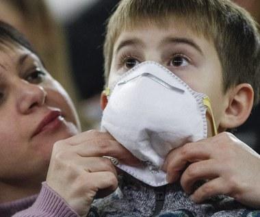 Grypa na Ukrainie: Kwarantanna w szkołach i zalecenie noszenia masek