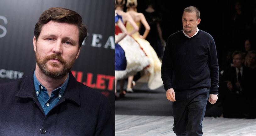 """Historia życia Alexandra McQueena doczeka się ekranizacji. Scenariusz do filmu, którego reżyserii podjął się Andrew Haigh (""""45 lat"""", """"Weekend""""), powstanie częściowo w oparciu o biografię projektanta """"Alexander McQueen: Blood Beneath The Skin""""."""