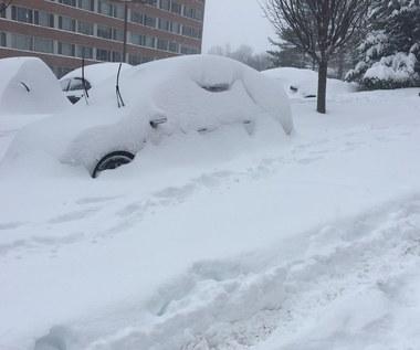 Zimowy paraliż w USA. Na wschodnim wybrzeżu odwołano ponad 7 tysięcy lotów