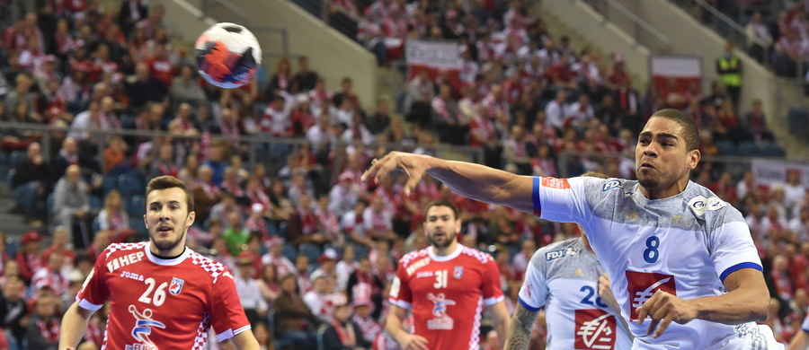 Francja pokonała Chorwację 32:24 (16:10) w swoim drugim meczu 2. rundy fazy grupowej mistrzostw Europy piłkarzy ręcznych. Był to ich drugi triumf w tej fazie rozgrywek, wcześniej pokonała Białoruś (34:23).