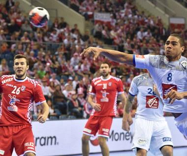 ME piłkarzy ręcznych: Francuzi pokonali Chorwatów