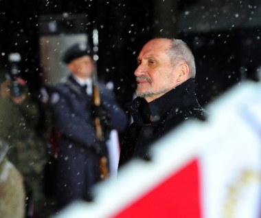 Rocznica katastrofy pod Mirosławcem. Macierewicz: Ta ofiara nie pójdzie na marne