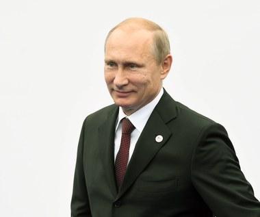 """""""Władimir Putin jest skorumpowany. Wiemy o tym od lat"""""""