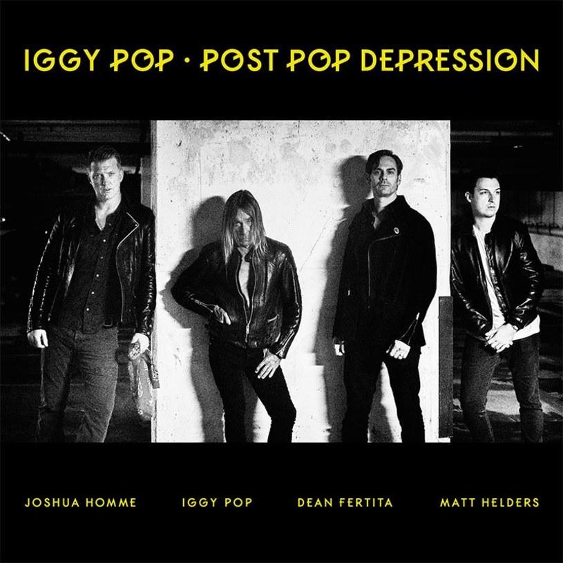 """Iggy Pop nagrał nową płytę. Album zatytułowany """"Post Pop Depression"""" powstał we współpracy z Joshem Homme z Queens of the Stone Age. Posłuchajcie utworów zapowiadających wydawnictwo!"""