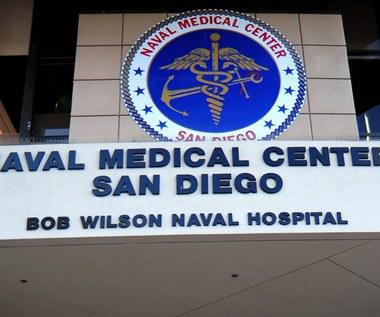 """USA: """"Strzały"""" na terenie wojskowej kliniki w San Diego. To był fałszywy alarm?"""