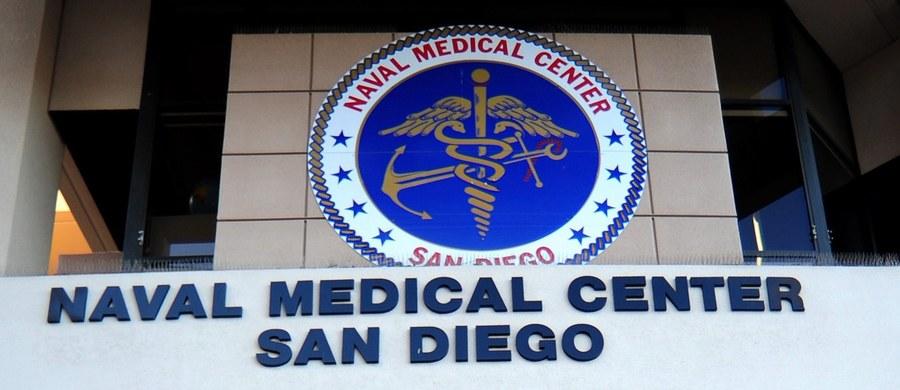 Trzy strzały miały być słyszane na terenie Centrum Medycznego Marynarki Wojennej w amerykańskim San Diego. Budynek jest przeszukiwany, ale prawdopodobnie był to fałszywy alarm.