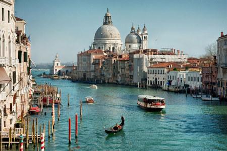 Piękne miasto- Wenecja!