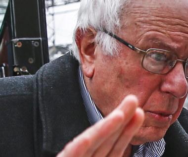 Bernie Sanders, syn polskiego imigranta prezydentem Stanów Zjednoczonych?