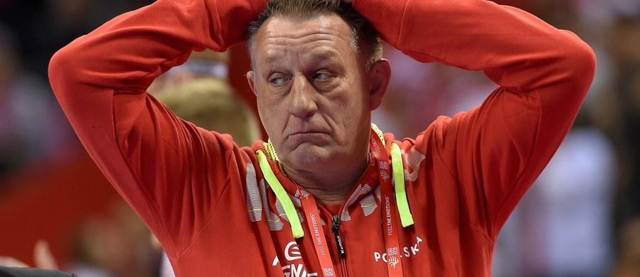 Trener polskich szczypiornistów Michael Biegler po mistrzostwach Europy przestanie być trenerem polskich piłkarzy ręcznych. Przed południem informację taką podał Związek Piłki Ręcznej. W środę nasi piłkarze ręczni przegrali z Chorwacją 23:37. Różnica 14 bramek była porażająca!