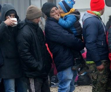 Makabra w obozowisku uchodźców. Muzułmanie poderżnęli gardło chrześcijaninowi?