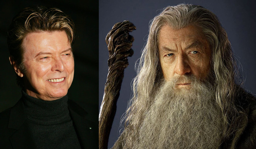"""O tym mówiło się już od pewnego czasu, a teraz plotki zostały potwierdzone. David Bowie ubiegał się o rolę we """"Władcy Pierścieni""""."""