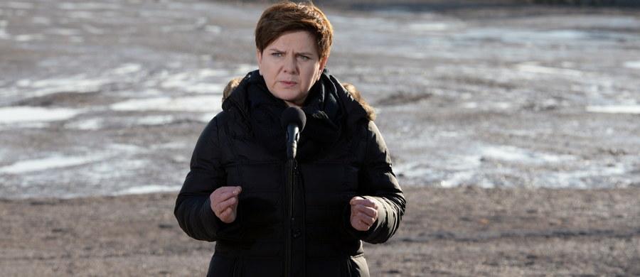 """W Senacie pojawi się poprawka do budżetu przeznaczająca 20 mln zł na Wyższą Szkołę Kultury Społecznej i Medialnej w Toruniu - poinformowała premier Beata Szydło. """"Nie widzę powodów, dlaczego nie miałaby być przyjęta"""" - dodała."""