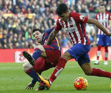 Liga hiszpańska: Atletico pokonane, Barcelona bliżej tytułu
