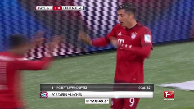 Bayern Monachium 2:0 Hoffenheim