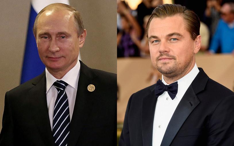 Spółka Knightsbridge Entertainment, przygotowująca filmową biografię Władimira Putina, zdemontowała informację o zaangażowaniu Leonardo DiCaprio do roli rosyjskiego prezydenta.