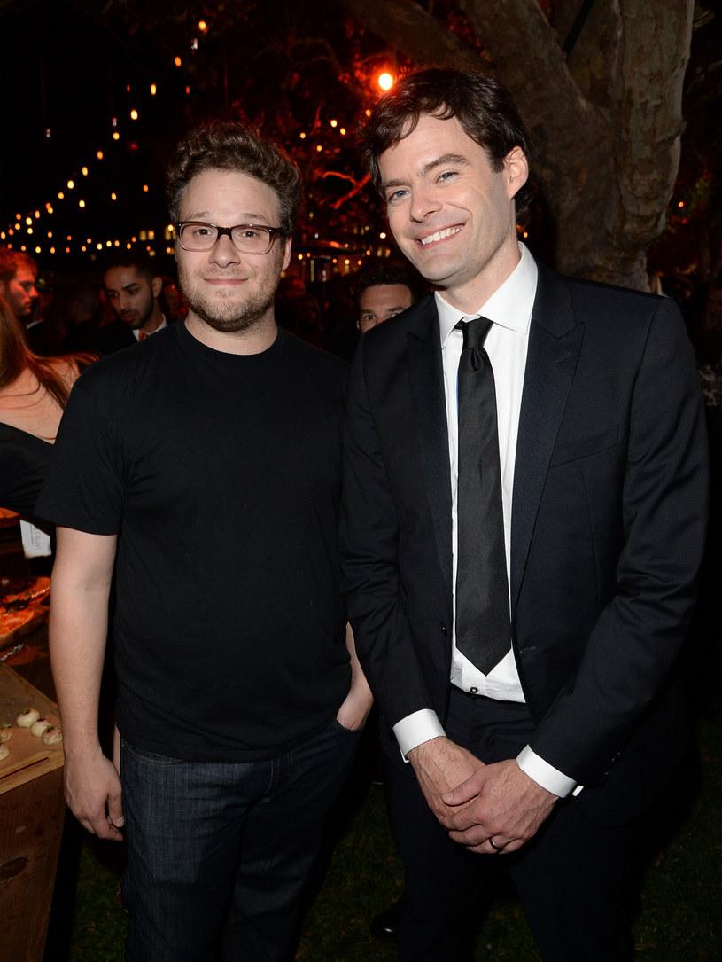 """Znani komicy Seth Rogen, Zach Galifianakis i Bill Hader zagrają główne role w komedii """"The Something"""", opowiadającej o grupie astronautów, która po kilku samotnych latach w kosmosie spotyka załogę innego statku kosmicznego."""