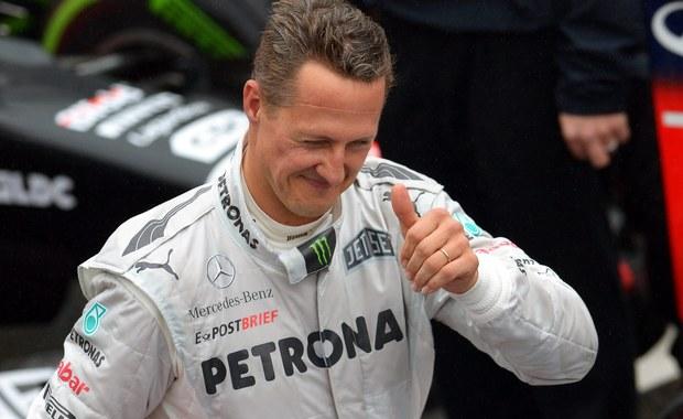 """Były prezes koncernu samochodowego Ferrari Luca di Montezemolo przyznał, że nie ma dobrych wiadomości o stanie zdrowia siedmiokrotnego mistrza świata Formuły 1 Michaela Schumachera. """"Mam informacje, ale niestety, nie są dobre"""" - powiedział Montezemolo dziennikarzom. Nie ujawnił żadnych szczegółów."""
