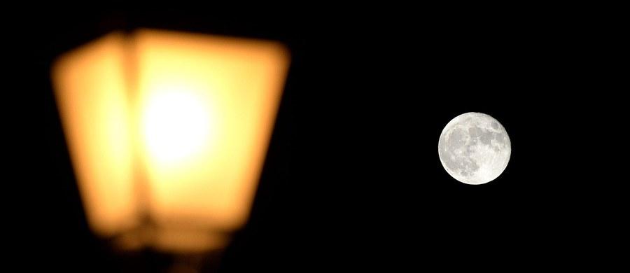 """Nawet 60 proc. światła z nieosłoniętych lamp ulicznych jest wysyłane w niewłaściwą stronę. Takie światło jest rozpraszane w atmosferze i powoduje jej """"świecenie"""", czyli tzw. łunę miejską. Światłem zanieczyszczone jest niespełna 97 proc. nieba nad Polską. Może to wywoływać zaburzenia snu, nastroju i metabolizmu. Dzięki interaktywnym mapom, które powstają w Centrum Badań Kosmicznych PAN, każdy dowie się, jak bardzo zanieczyszczone niebo ma nad swoją głową."""