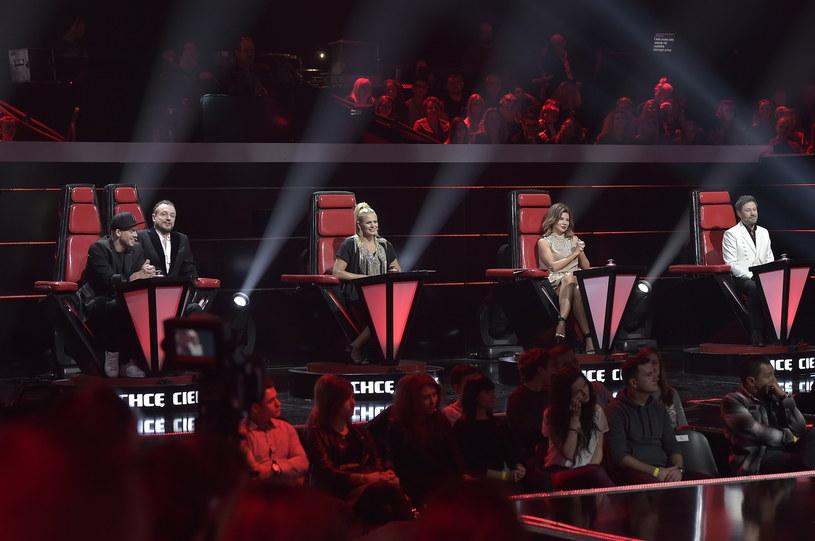 """Zmiany w TVP mogą dotknąć również popularny muzyczny show """"The Voice of Poland""""."""