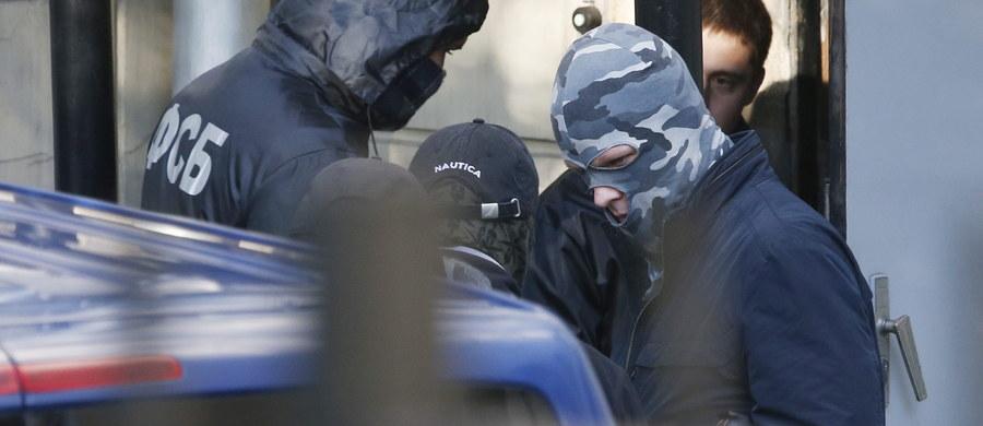 Rosyjskie służby specjalne zatrzymały siedmiu członków Państwa Islamskiego – podała agencja Interfax. Mężczyźni planowali przeprowadzenie na terenie Rosji zamachów terrorystycznych.