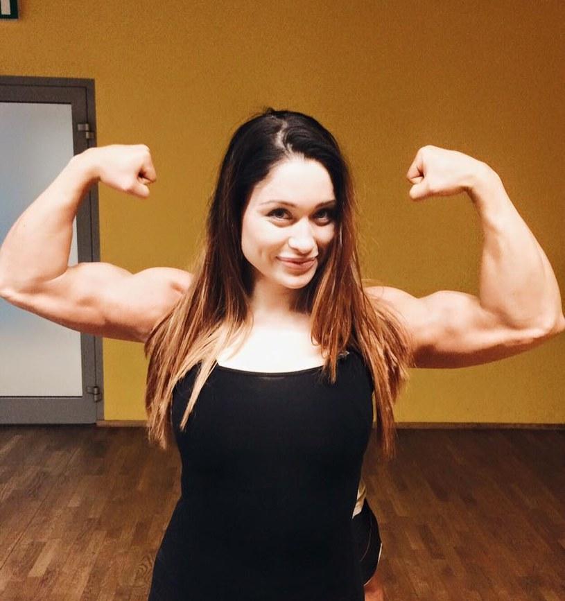 """Tancerka Walerija Żurawlewa przygotowuje się do występu w czwartym z rzędu """"Tańcu z Gwiazdami"""". Ukrainka zamieściła na Facebooku zdjęcie z treningu."""