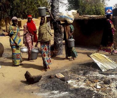 Ponad 60 ofiar samobójczych zamachów bombowych w Nigerii