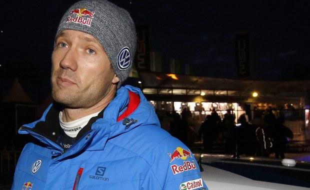Aktualny rajdowy mistrz świata Francuz Sebastien Ogier startujący w Rajdzie Szwecji został w piątek po południu zatrzymany przez policję za zbyt szybką jazdę na odcinku dojazdowym.