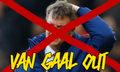 Louis van Gaal w ogniu internetowej krytyki