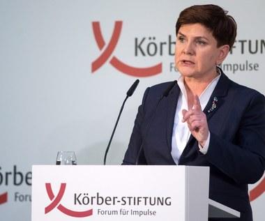 Beata Szydło jedzie do Pragi. Temat rozmów? M.in. kwestia migrantów