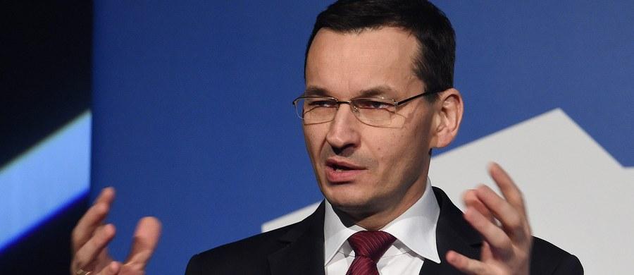 Nowa wersja podatku od sprzedaży, wielki plan Morawieckiego oraz walka o prawa Polaków pracujących w Wielkiej Brytanii. Te wydarzenia zapewne zdominują przyszły tydzień pod względem gospodarczym.