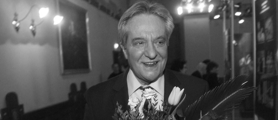 """W Krakowie zmarł Jerzy Grałek, wybitny aktor filmowy i teatralny. Występował m.in. w Teatrze im. Jaracza w Łodzi i Teatrze Polskim we Wrocławiu, ale największe sukcesy przyniosły mu role odgrywane na deskach krakowskich teatrów. Aktor odtwarzał bohaterów dramatów Szekspira, grał m.in. Klaudiusza i Macdufa. Zadebiutował w filmie """"Dancing w kwaterze hitlera"""", wcielił się również w Stalina w zrealizowanym dla BBC filmie Tima Robinsona """"Plot To Kill Stalin"""". Współpracował m.in. z Sophie Marceau."""
