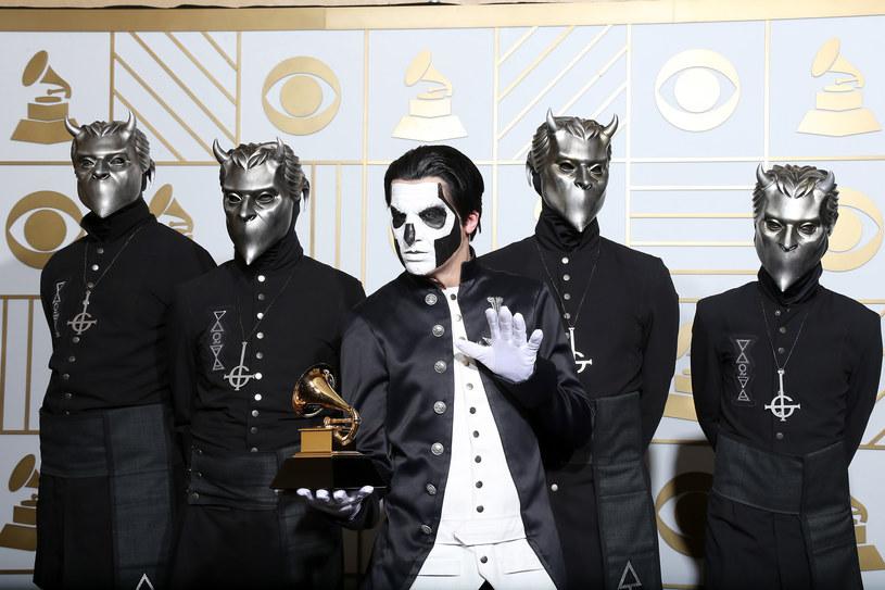 Szwedzka grupa Ghost zdobyła tegoroczną nagrodę Grammy.