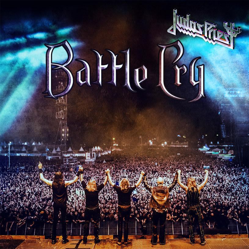 """""""Battle Cry"""" - to tytuł nowego koncertowego materiału Judas Priest."""