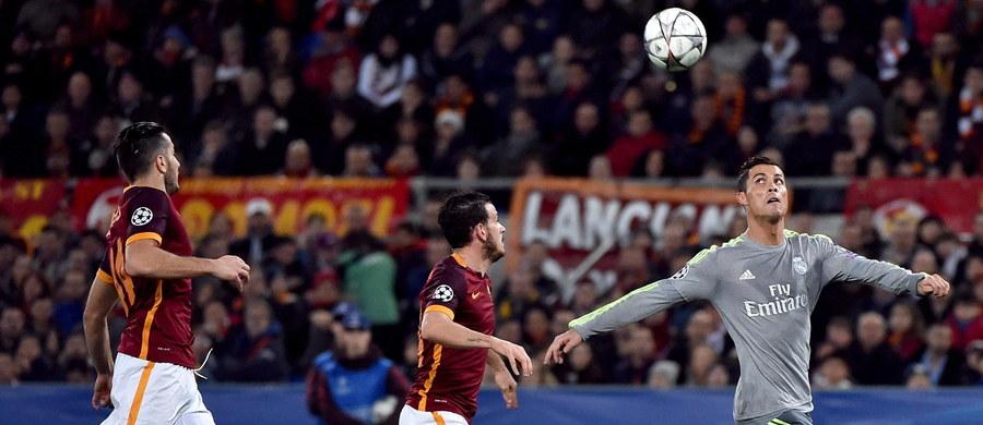 Real Madryt nie dał szans AS Romie. Drużyna z Hiszpanii wygrała wyjazdowy mecz 1/8 finału piłkarskiej Ligi Mistrzów z rzymianami 2:0. W drugim środowym spotkaniu VfL Wolfsburg pokonał KAA Gent 3:2.