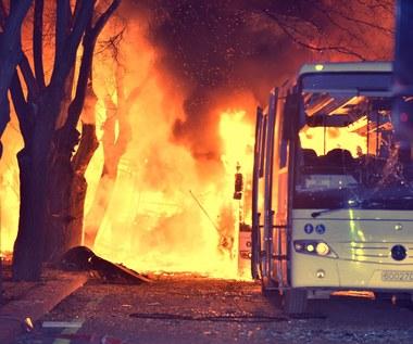 Zamach w centrum Ankary. Zginęło 28 osób, kilkadziesiąt jest rannych