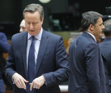 Szczyt UE: Niewielki postęp w negocjacjach dot. Wielkiej Brytanii