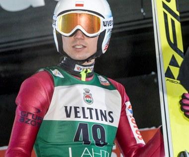PŚ w skokach: Stękała, Stoch, Murańka i Hula w drużynie w Lahti