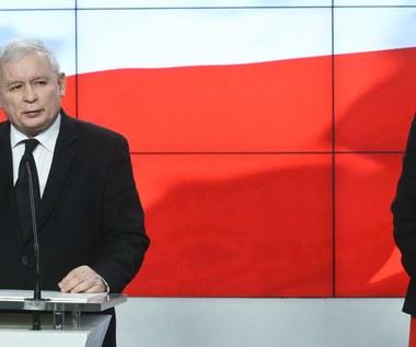 """Kaczyński: Wybory uzupełniające do Senatu """"bardzo istotnym sprawdzianem"""" poparcia"""