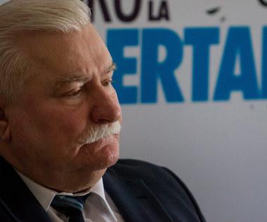 Lech Wałęsa: Jedna sprawa mnie niepokoi: uwierzono, że dałem się złamać