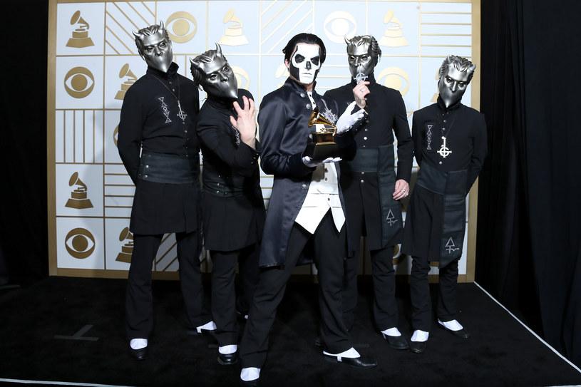 Nie 25, a 30 maja odbędzie się koncert szwedzkiej grupy Ghost w Warszawie.