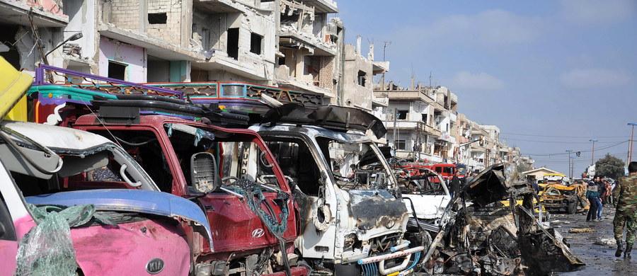 """Grupujący syryjską opozycję Wysoki Komitet Negocjacyjny (HNC) oświadczył, że zgadza się """"warunkowo"""" na zawieszenie broni w Syrii, które ma wejść w życie w nocy z piątku na sobotę. Wojna domowa w tym kraju trwa od ponad czterech lat. Kosztowała życie 240 tysięcy ludzi."""