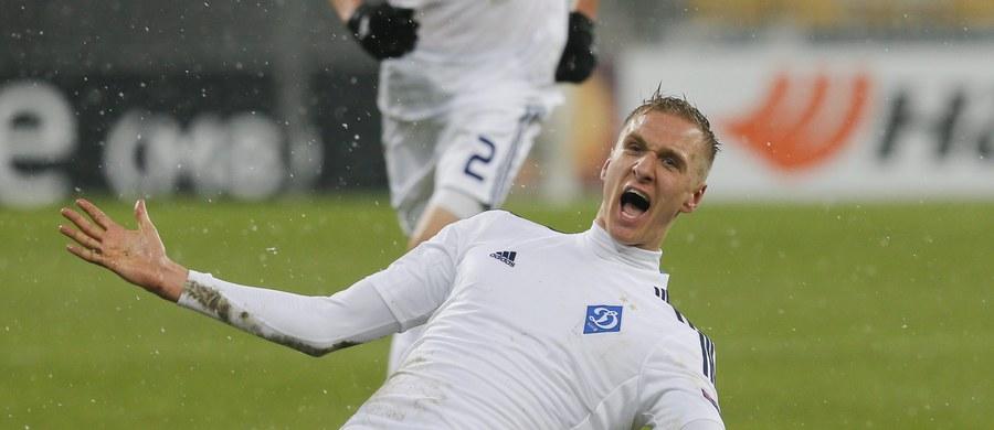Wieczorem Dynamo Kijów zagra u siebie z Manchesterem City w pierwszym meczu 1/8 finału Ligi Mistrzów. To może być jeden z najważniejszych meczów Łukasza Teodorczyka w dotychczasowej karierze. Bardzo możliwe, że Polak zagra w pierwszym składzie Dynama.
