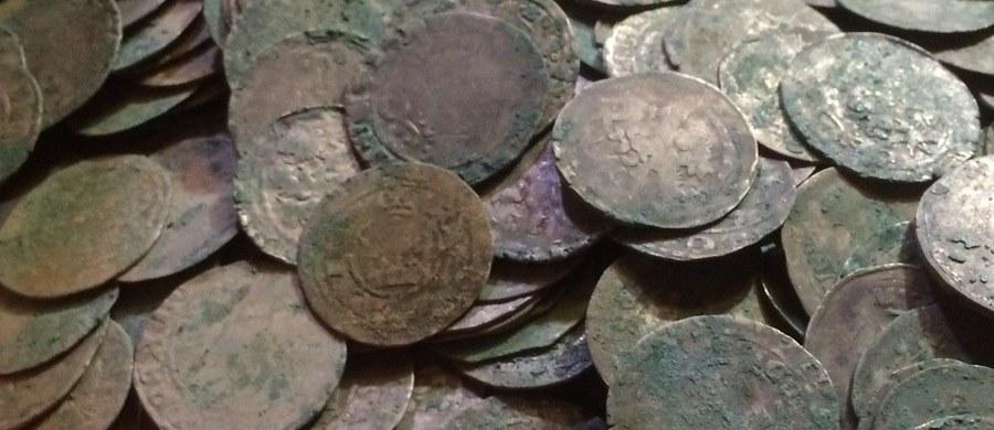 Dwadzieścia tysięcy złotych, to maksymalna wartość rynkowa skarbu z Wałbrzycha – monet znalezionych na obrzeżach miasta miesiąc temu. Opisanie i zbadanie ponad 1300 praskich groszy zajmie blisko dwa lata. Bezcenne dla historyków znalezisko już w średniowieczu miało ogromną wartość – przyznają specjaliści.