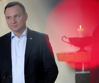 Andrzej Duda: Projekt opinii Komisji Weneckiej to przeciek, a nie oficjalne stanowisko