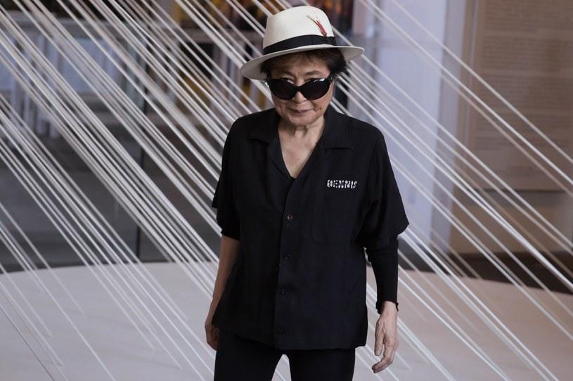 W piątek (26 lutego) 83-letnia Yoko Ono trafiła do szpitala z objawami grypopodobnymi.