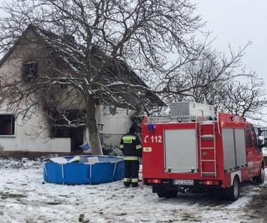 Wielkopolska: Dwójka małych dzieci zginęła w pożarze
