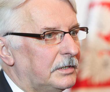 Witold Waszczykowski: Działania Komisji Weneckiej zostały wykorzystane do celów politycznych